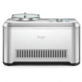 Zmrzlinovač Sage BCI600 nerez (454845... Výrobník zmrzliny s kompresorem, automaticky rozpozná hustotu připravovaného mraženého dezertu podle vašeho n