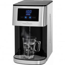 Ohrievač vody  Profi Cook PC-HWS 1145 čierna/nerez... Vysokorychlostní ohřívač a zásobník vody, okamžitě horká voda po stsknutí tlačítka, objem až 4 l