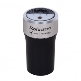 Čistička vzduchu Rohnson R-9100 CAR Air Purifier čierna... Negativní Anion Ionizátor, odstraní 99,97 % polétavého prachu, 2 stupňové čištění vzduchu.