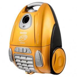 Podlahový vysávač Sencor SVC 900-EUE3 oranžov... Vysávač 2v1, možnosť použitia ako vreckový alebo bezvreckový vysávač