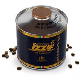 Káva zrnková Izzo Gold 1kg... Zrnková káva, 1000 g, 100 % Arabica.
