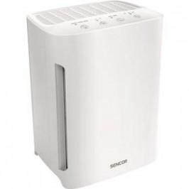 Čistička vzduchu Sencor SHA 6400WH biela... 4stupňová filtrace zajišťuje nejvyšší možnou účinnost, UV-C záření, 3 rychlosti čištění.
