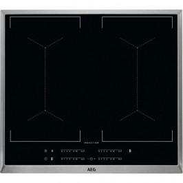 Indukčná varná doska AEG Mastery Ike64450xb čierna...