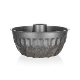 Forma na bábovku Banquet Granite siv... Forma na bábovku o rozměru 22x11 cm s nepřilnavým povrchem GRANITE, díky němuž bude pečení snadnější a výsledk