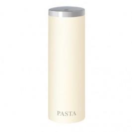 Dóza na potraviny Berlinger Haus Metallic Passion Cream... Elegantní vysoká dóza 9,5x9,5x30 cm z nerezové oceli v krémové metalické barvě. Ideální na