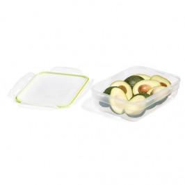 Dóza na potraviny Lock&lock Easy Match 2,4 l plast... Odolná plastová dóza o objemu 2,4 l. Vzduchotěsné víko k uchování čerstvosti a aroma. Vhodná do