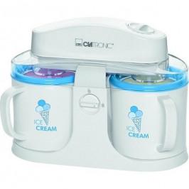Zmrzlinovač Clatronic ICM 3650 biely/modr...