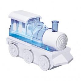 Zvlhčovač vzduchu Lanaform Trainy biely/modr... Energeticky nenáročný ultrazvukový zvlhčovač vzduchu pro děti s unikáním designem lokomotivy a možnost