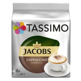 Kapsule pre espressa Tassimo Jacobs Krönung Cappuccino...