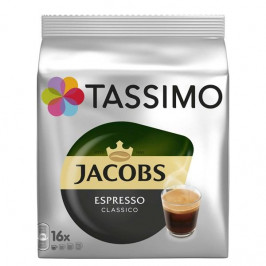 Kapsule pre espressa Tassimo Jacobs Krönung Espresso 118,4g...