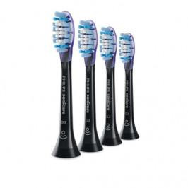 Náhradné hlavice Philips Sonicare Premium Gum Care HX9054/33 čierna... Hlavice Sonicare Premium Gum Care, inteligentní rozpoznávání hlavice kartáčku,
