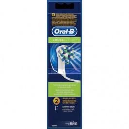 Náhradná kefka Oral-B EB 50-2 Cross Action biele...