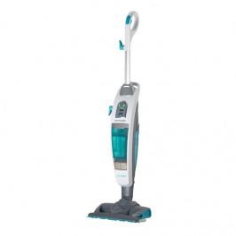 Parný mop Concept Perfect Clean CP3000 biely/modr... Vysavač a parní mop 3v1, vysává, stírá, vysává a stírá zároveň, hlučnost: 80 dB, kapacita nádoby
