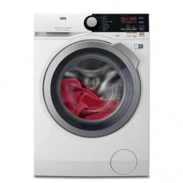 Práčka AEG ProSteam® L7fbe68sc biela... Parní pračka AEG jako strážce vašeho oblečení. Kapacita pračky je 8 kg prádla, en. třída A+++, úsporný motor Ö