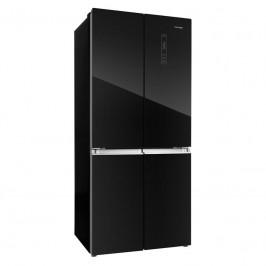 Americká chladnička Concept LA8783bc čierna...