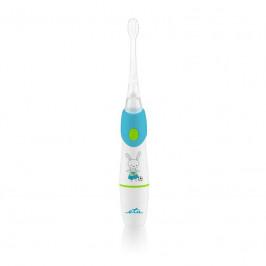 Zubná kefka ETA Sonetic 0710 90000 modr... ETA SONETIC - revolučná technológia v starostlivosti o dentálnu hygienu vašich detí. Sonická technológia MO