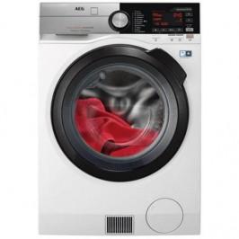 Práčka so sušičkou AEG SensiDry®  L9wbc61b biela... Jedinečná pračka se sušičkou s TEPELNÝM ČERPADLEM s kapacitou prádla 10 kg pro praní a 6 kg pro su