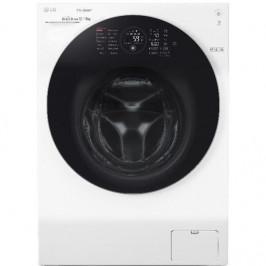 Práčka so sušičkou LG Twinwash™ F126g1bch2n biela... Kapacita prádla 12 kg pro praní a 8 kg pro sušení. SmartThinQ + Wi-Fi připojení, 10 let záruka na