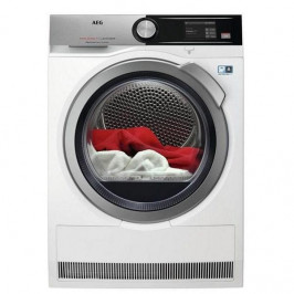 Sušička bielizne AEG AbsoluteCare® T8dea68s biela... Sušička AEG AbsoluteCare s tepelným čerpadlem v en.třídě A+++ s kapacitou 8 kg prádla, technologi