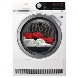 Sušička bielizne AEG AbsoluteCare® T8dbe48sc biela... + dárek Kondenzační sušička s kapacitou 8 kg prádla v en. třídě A++, bezpečné sušení i při nízký