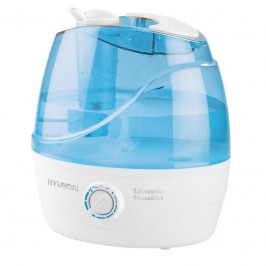 Zvlhčovač vzduchu Hyundai HUM 282 biely/modr... Zvlhčovač vzduchu Hyundai pre izby s plochou 10 - 15 m2, hlučnosť iba 35 dB s príkonom 35 W.