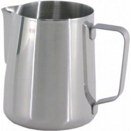 Konvička OEM 0,35 l... Konvička s praktickým zobáčkem slouží nejen k pohodlnému nalévání, ale hodí se i expertům, kteří umí na povrchu mléčné kávy vyt