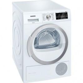 Sušička bielizne Siemens Wt47w460eu biela... Kondenzační sušička s tepelným čerpadlem a s kapacitou 8 kg prádla v en. třídě A++, samočisticí kondenzát