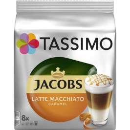 Kapsule pre espressa Tassimo Jacobs Krönung Latte Macchiato Caramel...