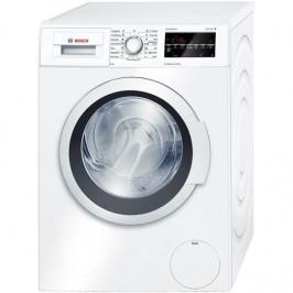 Práčka Bosch Wat24460by biela... Úsporná A+++ pračka s kapacitou 8 kg prádla. Jedinečný motor EcoSilence Drive s 10letou zárukou. 1200 ot./min., velký