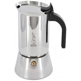 Moka kanvice Bialetti Venus 6... Kávovar Venus Espresso je vyroben v typickém italském designu. Při jeho výrobě byl kladen důraz na zkušenosti, nadčas