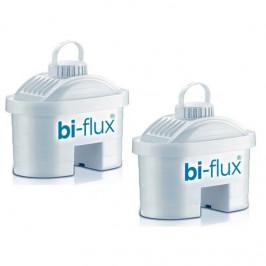 Filter na vodu Laica Bi-flux, 2 ks (F2M... Filtry Laica redukují vodní kámen, chlór, měď, olovo, zinek, pesticidy, herbicidy a nepříjemné pachy. Balen