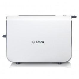 Hriankovač Bosch Styline TAT8611 biely... MirrorHeating - šetrné a rovnoměrné opékání, zařízení na zvedání toastů