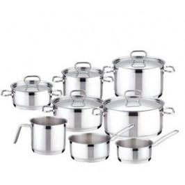 Sada hrncov Tescoma Home Profi 13 dílů (725013.00... Sada prvotřídního nerezového nádobí pro domácnosti i profesionální kuchyně. Jedinečná sada obsahu