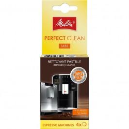 Čistiace tablety pre espressá Melitta Perfect clean Espresso 4x1,8g... Čistící tablety pro kávovary odstraní veškeré usazeniny, které negativně ovlivň