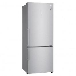 Kombinácia chladničky s mrazničkou LG Gbb569nsafb...