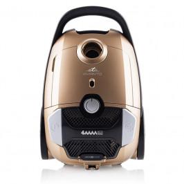 Podlahový vysávač ETA Avanto 3519 90000 zlat... ETA 4AAAA* vreckový vysávač s ECO motorom a účinným HEPA filtrom č. 12  je vhodný do domácnosti s mazn