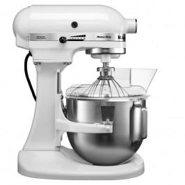 Kuchynský robot KitchenAid Heavy Duty 5Kpm5ewh biely (416128... Multifunkční, počet otáček 58-220/min (rychlost 1-10), celokovová konstrukce, planetár