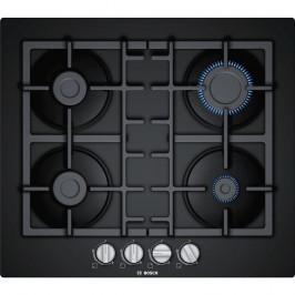 Plynová varná platňa  Bosch Pnp6b6b90 čierna... + dárek