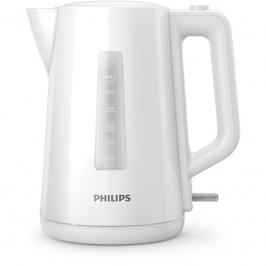 Rýchlovarná kanvica Philips HD9318/00... Objem 1,7 l, plnění víkem nebo hubičkou.