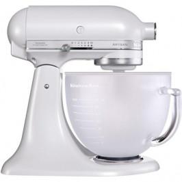 Kuchynský robot KitchenAid Artisan 5Ksm156efp... Barva matně perlová - svatební edice. Tichý a výkonný 300 W motor s  10 rychlostmi od 58 do 220 ot/mi