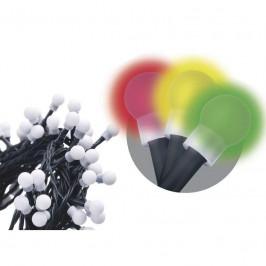 Vianočné osvetlenie Emos 300 LED, cherry řetěz – kuličky, 30m,...