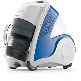 Parný vysávač Polti Unico Mcv80_total_clean & Turbo biely/modr... Široké příslušenství, silný tlak páry 6 barů, 5 stupňů filtrace, ekologické čištění,