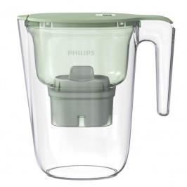 Filtrácia vody Philips Awp2935gnt/10... Objem konvice 2,6 l, kapacita filtrované vody 1,5 l, mikrofiltrace, digitální časovač, vejde se do dvířek ledn