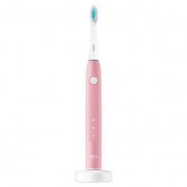 Zubná kefka Oral-B Pulsonic Slim Clean 2000 Pink... Ultra tenký design a lehká rukojeť, šetrný k zubům a dásním.