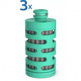 Náhradný filter Philips GoZero AWP295/10... Náhradní filtr do filtrační konvice - 3 ks.