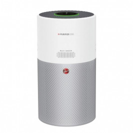 Čistička vzduchu Hoover H-Purifier Hhp30c011... Čistička vzduchu, vhodné pro alergiky, Wifi + Bluetooth, 290m3/hod, H-Trifilter vč. H13 HEPA, multisen