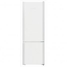Kombinácia chladničky s mrazničkou Liebherr CU 281 biela...