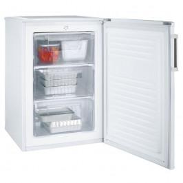 Mraznička Candy Cctus 482WHN biela... Statické chlazení, mechanické ovládání, 3 průhledné zásuvky, 4 hvězdičky