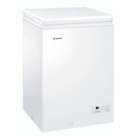 Mraznička Candy Chae 1032F biela... Statické chlazení, elektronické ovládání, 1 drátěný koš, 4 hvězdičky, funkce Rychlé mrazení, displej, ukazatel zvý