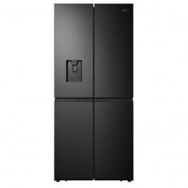 Americká chladnička Hisense Rq563n4swf1 čierna...